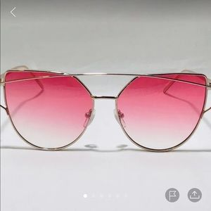 Other - Pink sunglasses